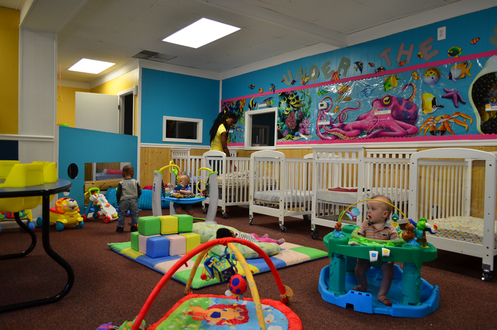 Ideas For Child Care Rooms