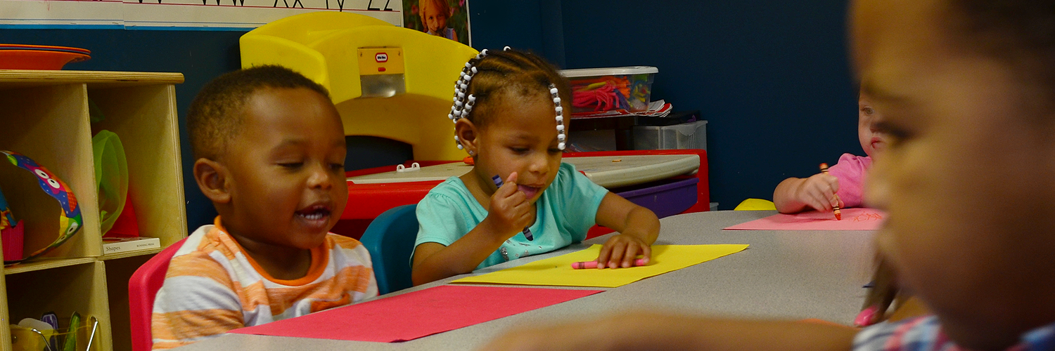 Two Year Old Child Care in Jacksonville at Rattles to Tassels