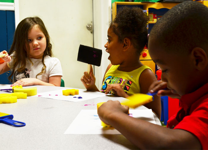 Summer VPK at Rattles to Tassels