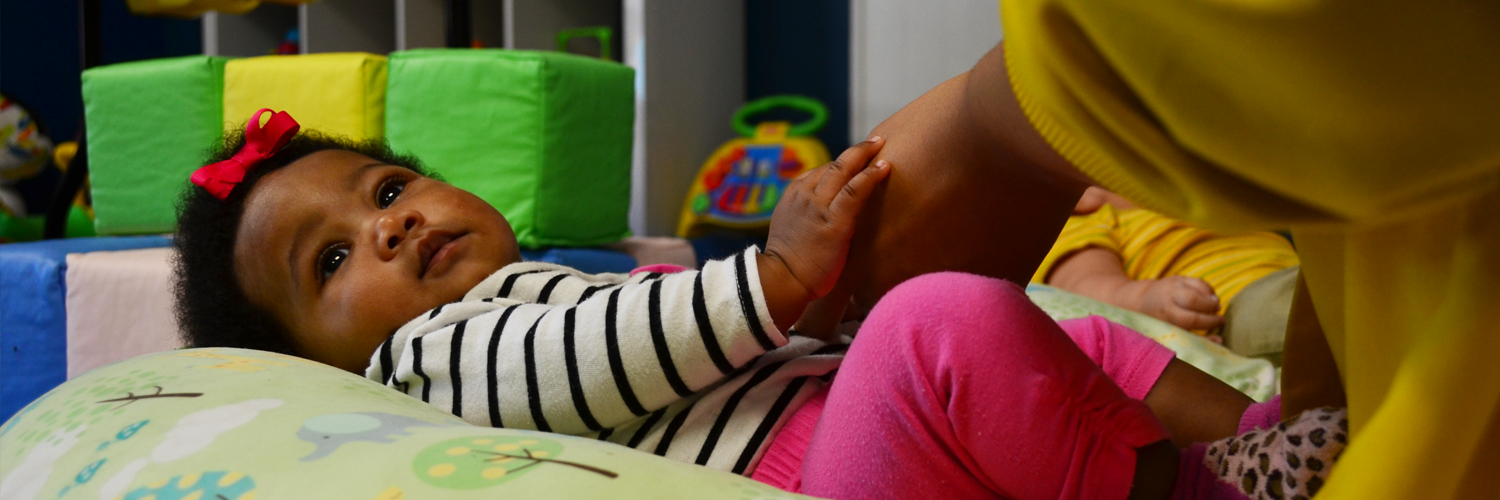 Infant Daycare Nursery in Jacksonville at Rattles to Tassels