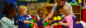 Child Development in Jacksonville at Rattles to Tassels Learning Center