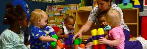 Child Development in Jacksonville at Rattles to Tassels Learning Center